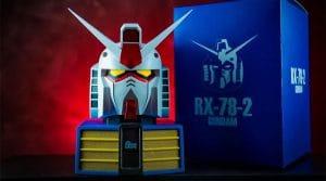 ลำโพงBluetoothไร้สายรุ่น GUNDAM RX-78-2