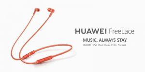 Huawei FreeLace Pro in-ear หูฟังไร้สายเพื่อตอบโจทย์แนวสปอร์ต ด้วยราคาเบาๆ