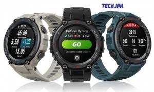 Amazfit เปิดตัว T-Rex Pro นาฬิกาเพื่อสายลุย ทนทาน ใช้งานได้นานสุด 18 วัน