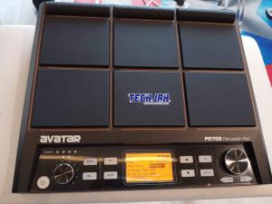 DrumPad Avatar PD705 เพอร์คัสชั่นแพด ที่หลายคนจับตามอง