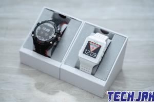 GUESS Connect Smartwatch นาฬิกาแบรนด์หรูในรูปแบบ Smartwatch