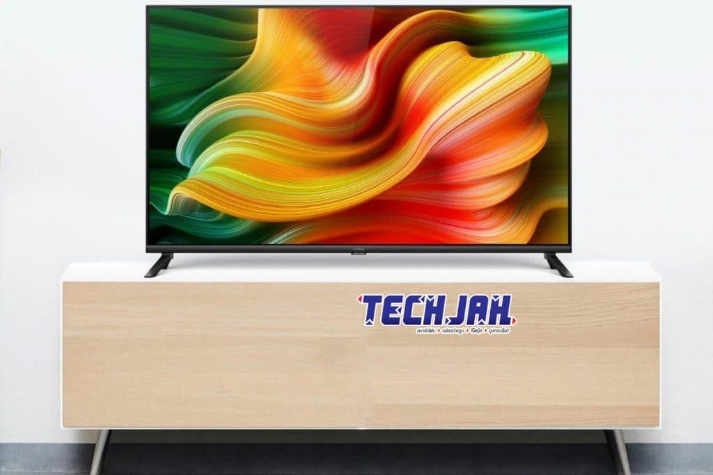 รีวิว realme smart TV 32 นิ้ว ขอบบางเฉียบ ภาพคมชัด ระบบเสียงรอบทิศทาง