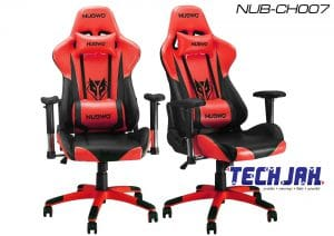เก้าอี้เกมมิ่ง Nubwo Gaming Chair Emperor CH007 คุ้มค่า ราคาดี