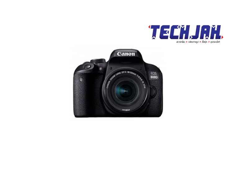 กล้อง DSLR Cannon EOS 800D