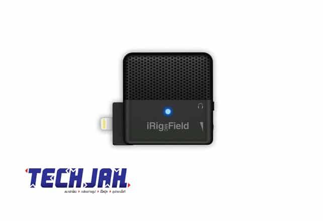 Gadget ไมค์อัดเสียง IK Multimedia iRing Mic Field