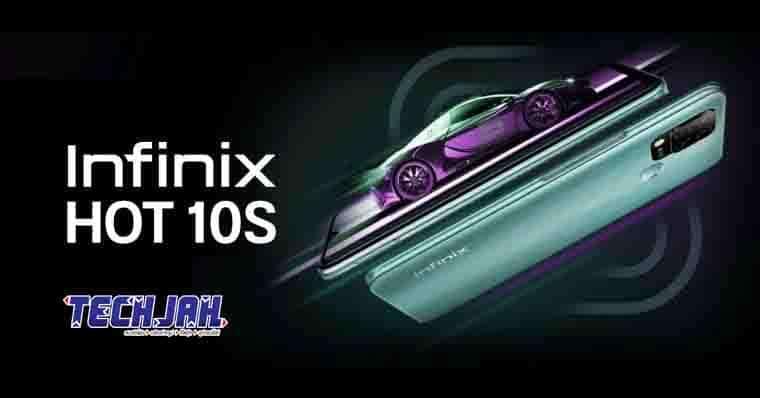 มือถือ Infinix Hot 10S